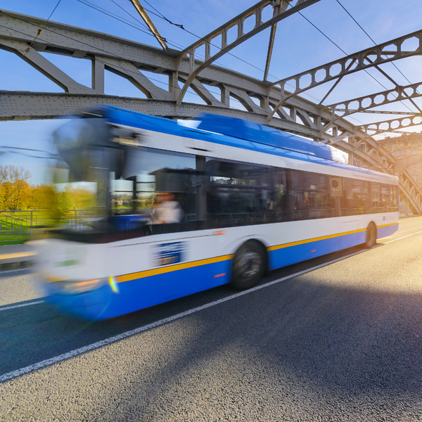 LibroDuct for Bus operators with trolleybuses